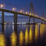 5 cây cầu dây văng kỷ lục kết nối miền Tây