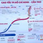 Cao Tốc Trung Lương-Mỹ Thuận Vượt Khó Thi Công Đúng Tiến Độ