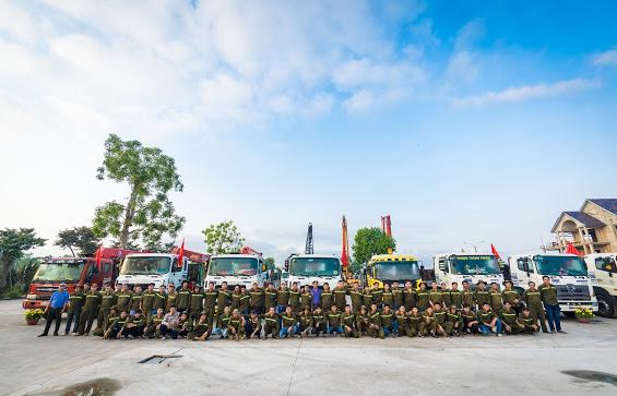 Công Ty TNHH Cơ Khí - Vận Tải Thuận Thành Phong