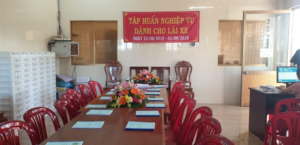 Tập huấn nghiệp vụ lái xe & vệ sinh an toàn lao động 092020 – Thuận Thành Phong (6)