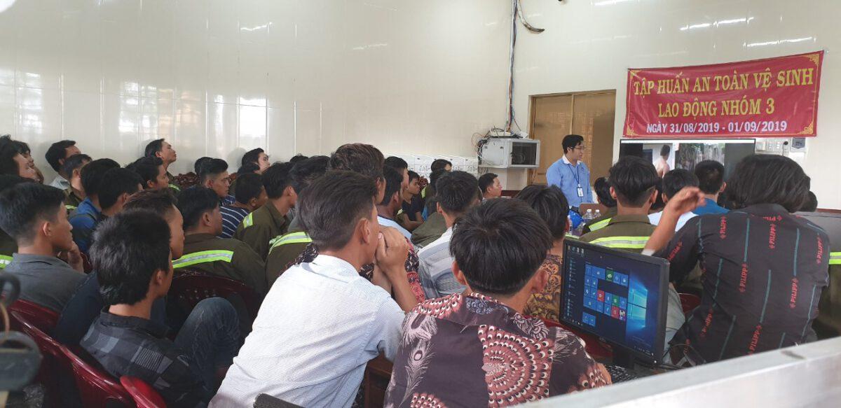 Tập huấn nghiệp vụ lái xe & vệ sinh an toàn lao động 092020 – Thuận Thành Phong (7)
